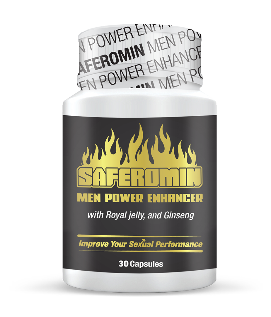 SAFEROMIN MEN POWER ENHANCER